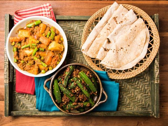Researchers say that Indians' vegetarian diet, over many generations, may have driven the higher frequency of a mutation in the population.(Shutterstock)