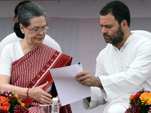 """Congress president Sonia Gandhi and party vice-president Rahul Gandhi met the Manipur chief minister and the state chief in Delhi last week and told them to address the """"genuine concerns"""" of the rebels."""