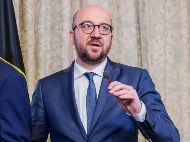 Pictures and plans of Belgian Prime Minister Charles Michel's residence and offices were found on a Brussels attacks suspect's computer.