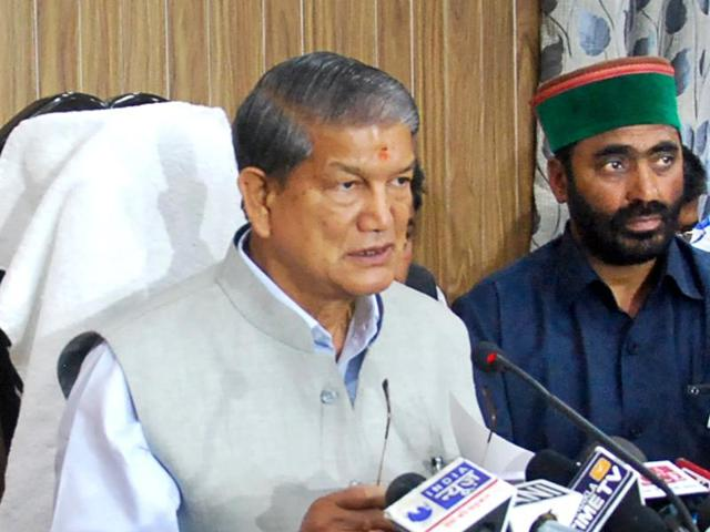 The floor test in Uttarakhand assembly for the Harish Rawat-led government, scheduled for March 31, has been stayed by the high court.