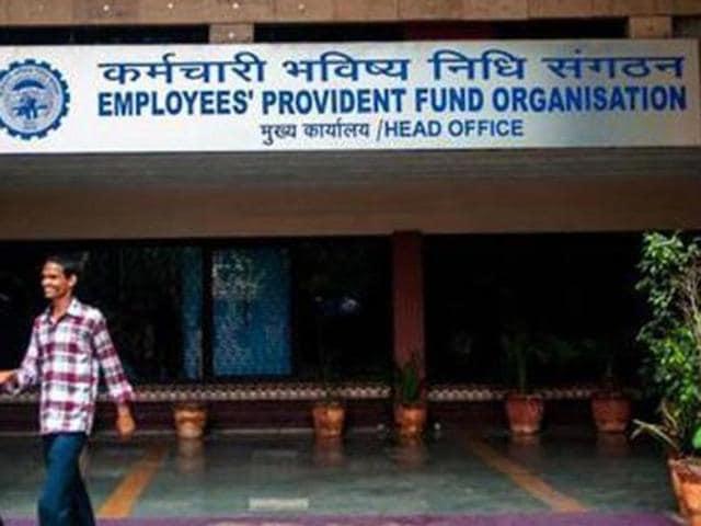 Provident Fund,EPF accounts,Interest