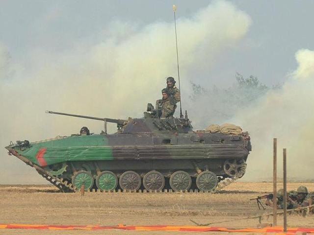 South African arms manufacturer Denel is seeking to stage a comeback in the Indian defence market.