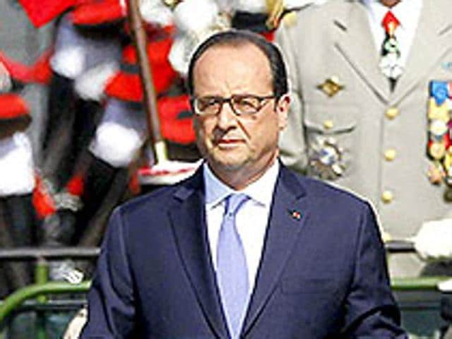 French President Francois Hollande's move to drop the reform comes as authorities in Europe face increasing criticism over laxism and security failings in the face of the growing jihadist threat.