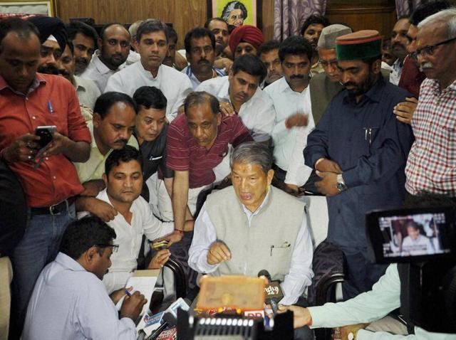 Uttarakhand crisis,Uttarakhand high court,Floor test