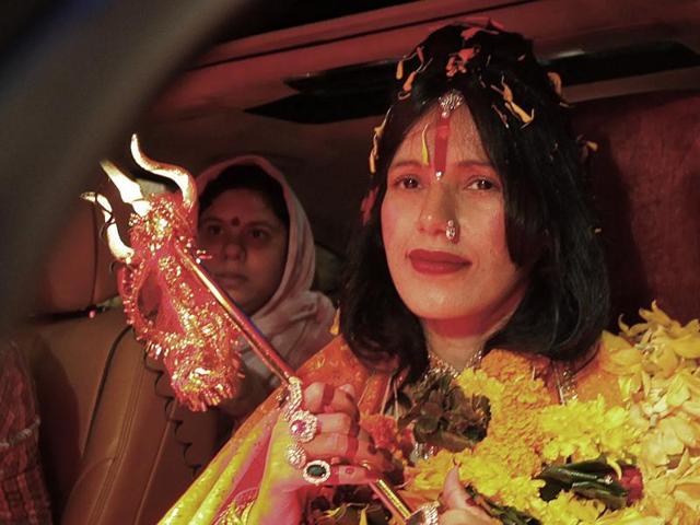 Radhe Maa,Trishul,CISF