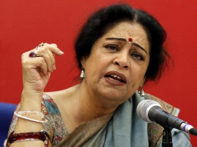 """Actor and BJP MP Kirron Kher asserted that the 1984 riots were """"backed by the government of the time"""" and underlined that several Congress leaders have been indicted by a number of probes. But she insisted that no state backing was given in the 2002 riots that had taken place when Prime Minister Narendra Modi was the chief minister of Gujarat. Talking to HT on the phone, the Chandigarh MP said Modi had been """"cleared by the Supreme Court""""."""
