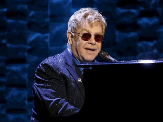 Elton John sexual harassment,Elton John gay,Elton John Bodyguard