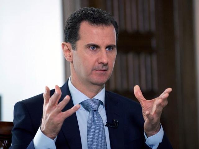 Bashar al Assad