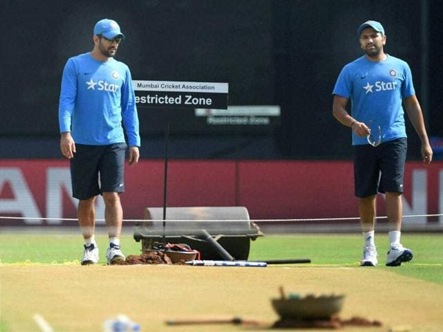 Yuvraj Singh was injured during group match between India and Australia.