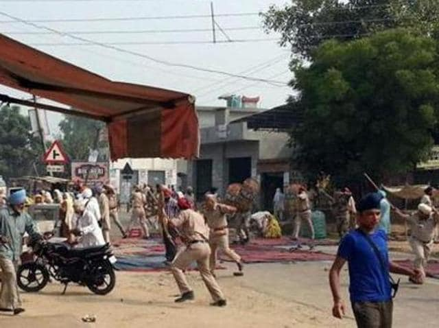 Two youths had died in the Behbal Kalan police firing during an anti-sacrilege protest in October last year.