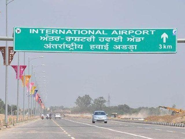 A tug of war has been going on between both Punjab and Haryana regarding the naming of the airport.