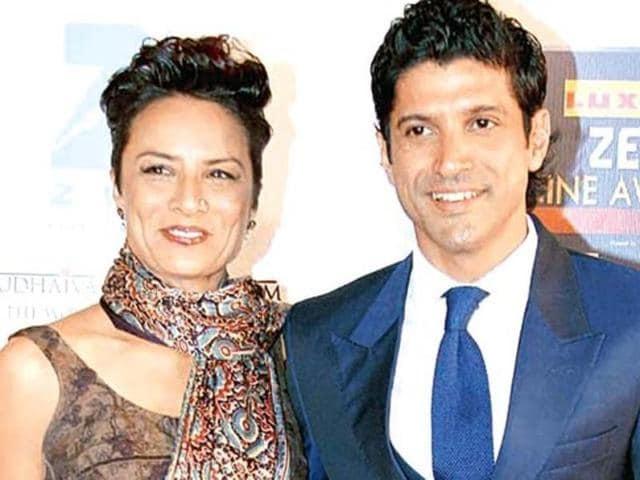 Farhan Akhtar,Adhuna,Divorce