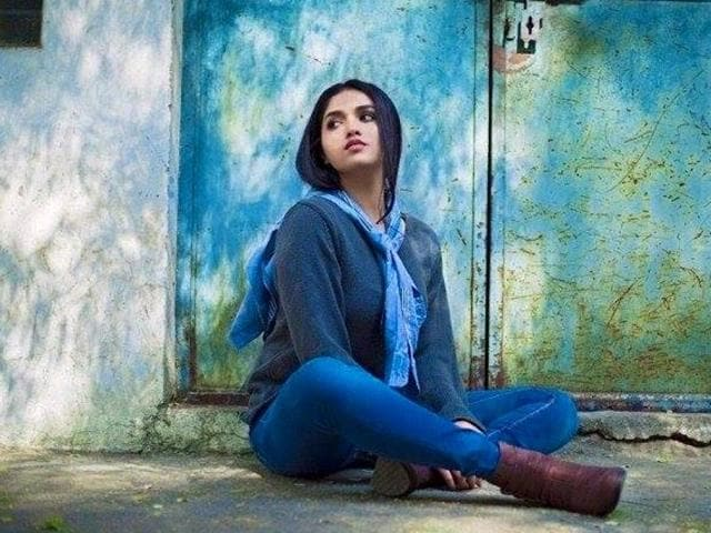 Sunaina stars in upcoming Tamil film Theri in a cameo appearance.