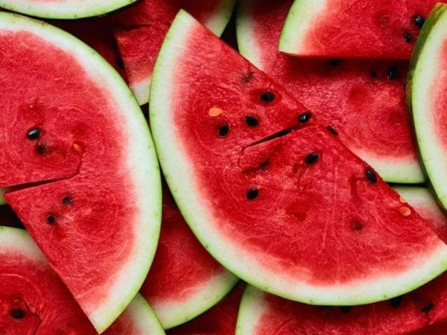 This summer arm yourself with these two simple watermelon recipes