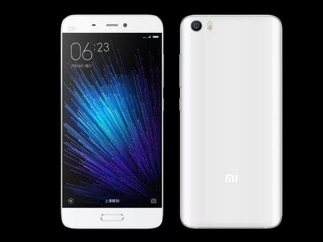 Xiaomi's flagship smartphone for 2016 -- the Mi 5 will be launched today in India.