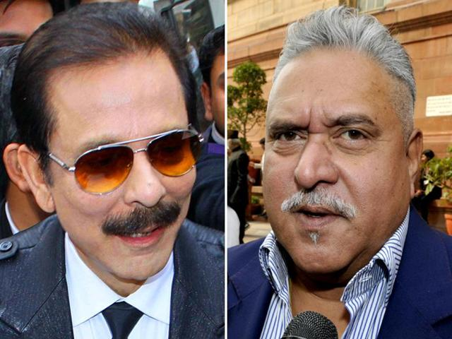 There is an uncanny similarity between Sahara Group chief Subrata Roy and UB Group chairman Vijay Mallya. They share a larger-than life persona, an appetite for big risk backed by borrowed money and love for media spotlight