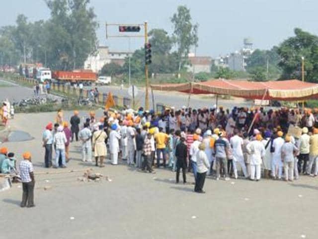 Moga-Ferozepur road