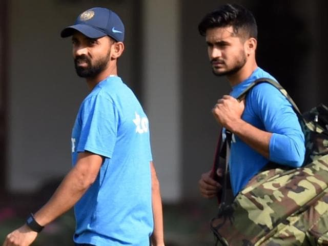 Ajinkya Rahane and Manish Pandey are likely to replace a misfiring Shikhar Dhawan and injured Yuvraj Singh, respectively, for the World T20 semifinal against West Indies.