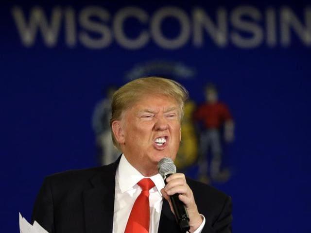 Donald Trump,US presidential election,Republican Party
