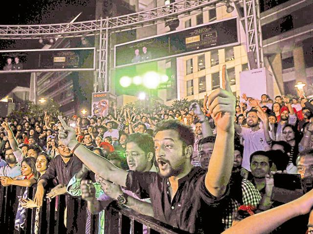 Friday Jam has attracted huge crowds not only in Gurgaon, but across Delhi-NCR. The event, in its third year, has gained a lot of popularity.