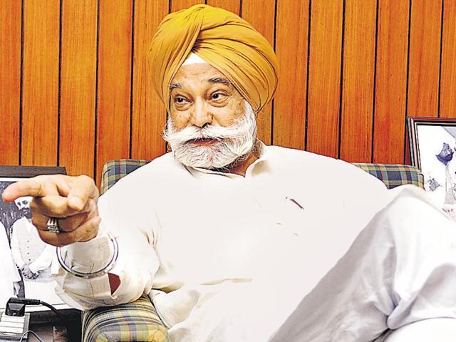 Capt Amarinder Singh,Punjab Congress chief,Bir Devinder