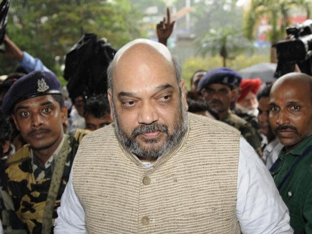BJP president Amit Shah will launch the campaign for the National Democratic Alliance  in Kerala on April 9.