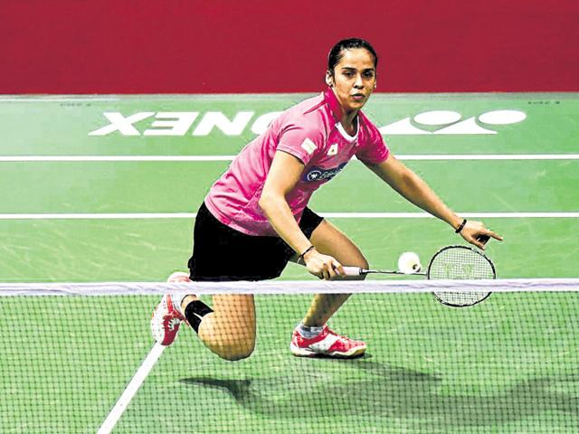 Saina Nehwal won the India Open last year, a feat that earned her the No 1 ranking.