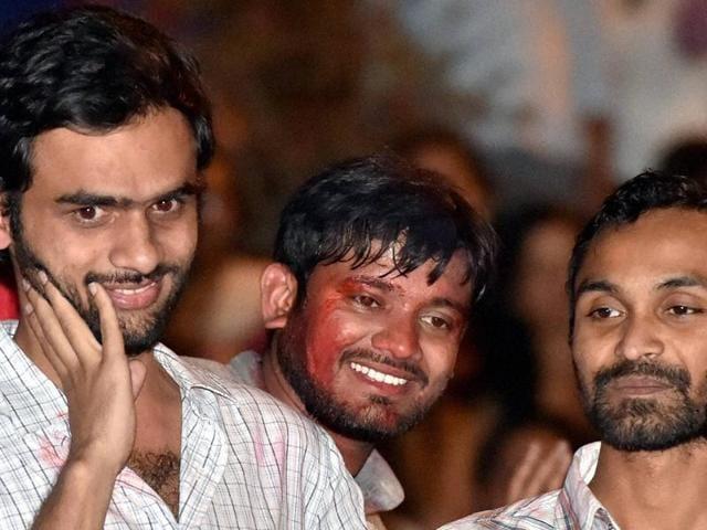 JNU,Sedition charge against Kanhaiya Kumar,JNU row