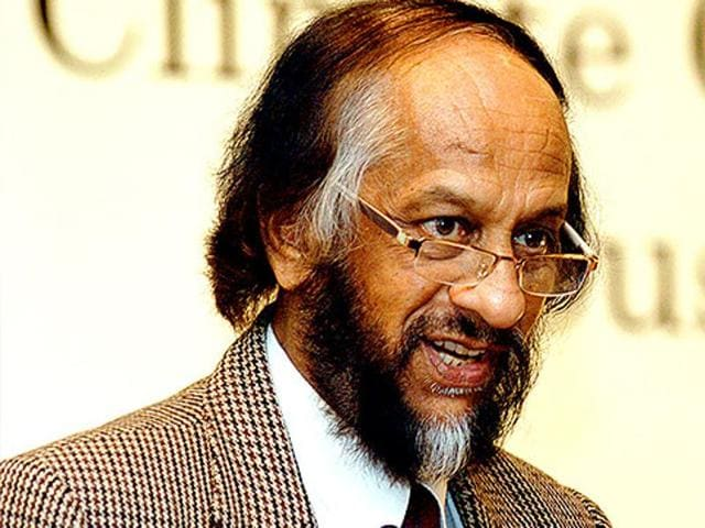 A European woman, who claims to be RKPachauri's former secretary, has accused him of sexual harassment.