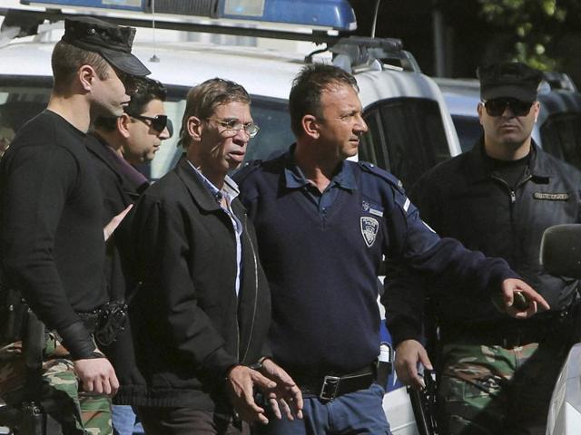 Egyptian hijacker