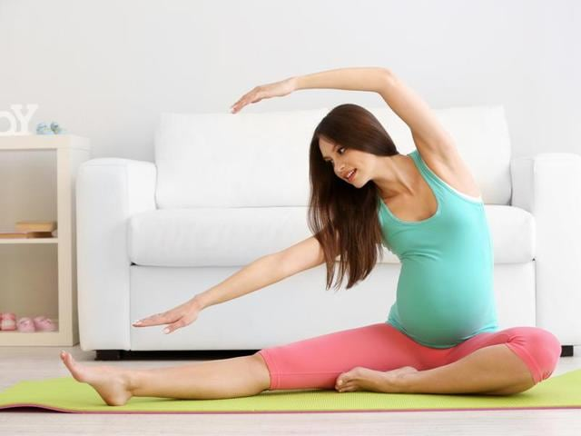 A study finds that the offsprings of mothers who exercise during pregnancy are about 50% more physically active than those born to mothers who did not exercise.