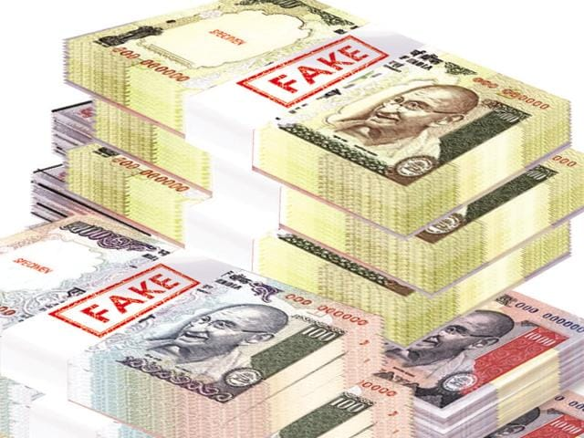 A major chunk of the fake currency -- Rs3 lakh -- was seized by unit 9 of the crime branch.