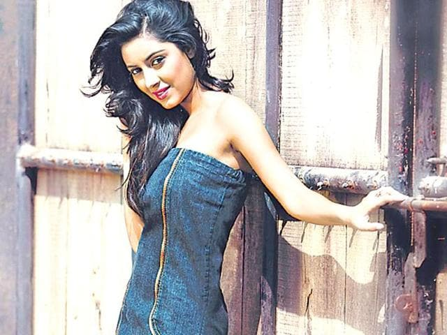 Television actor Pratyusha Banerjee, 24, known for her role in popular TV series Balika Vadhu, committed suicide on Friday. (HT File Photo)