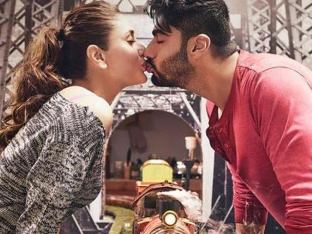 It's a role reversal for Kareena Kapoor and Arjun kapoor in Ki & Ka. (YouTube)