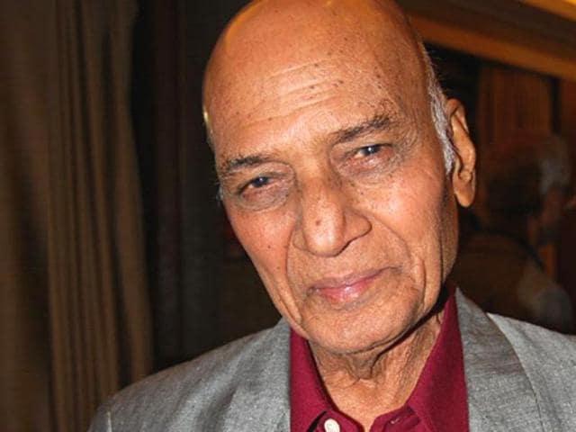 Veteran music composer Khayyam is working on a Bollywood project; says he has donated everything he had for the welfare of the musicians in the industry.