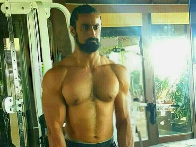 Kunal Kapoor said though he has always been fit, this is the fittest and the most muscular he has ever been.