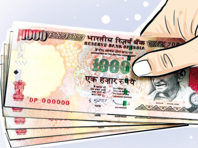 Till mid-2014, the fake currency notes did not have the Mahatama Gandhi water mark and the latent mark of the Reserve Bank of India.