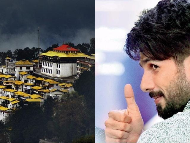 Shahid has completely fallen in love with this one state where he shot for Vishal Bhardwaj's next. Any guesses?