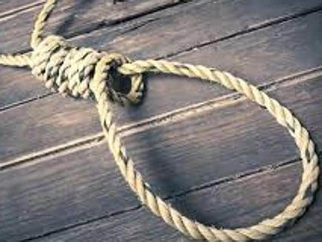 A student of Class 11on Friday allegedly committed suicide by hanging himself from a ceiling fan in his house in Ambedkar Nagar in Giaspura area.