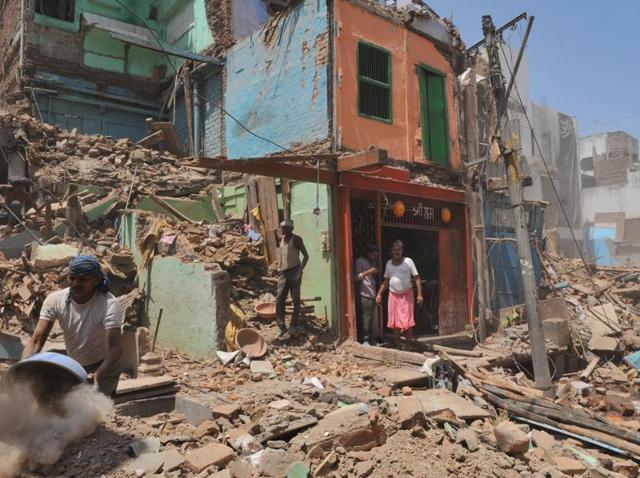 Indore Municipal Corporation,Indore demolition drive,Smart City agenda