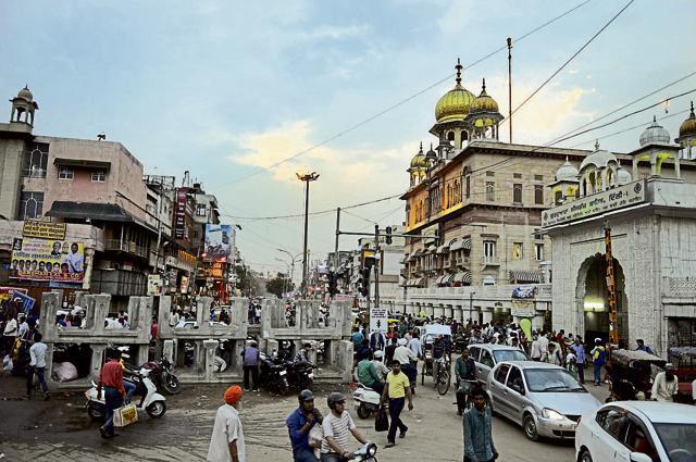 Dilli6,Walled city,Chandni Chowk