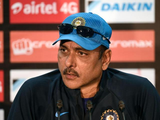 Ravi Shastri,Anurag Thakur,Team India director