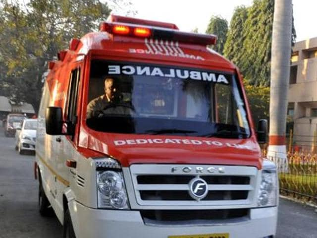 The accident took place around 9am near Dhunela village on the Gurgaon-Sohna road.