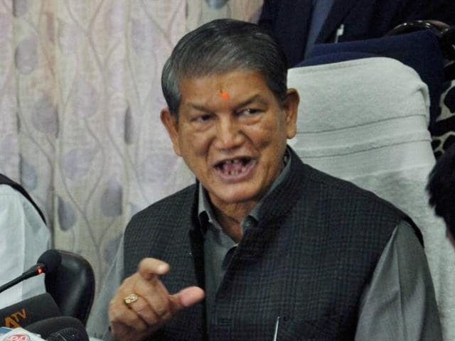 The petition seeks direction for registering a criminal case against Rawat on the basis of the sting video which purportedly shows him indulging in horsetrading by offering a hefty sum to Congress MLAs, who have revolted against his government.