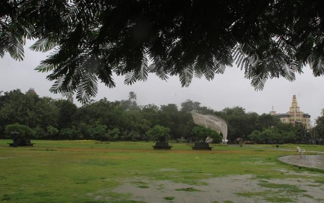 The BMC has stopped the process of taking over open spaces such as Cross Maidan.