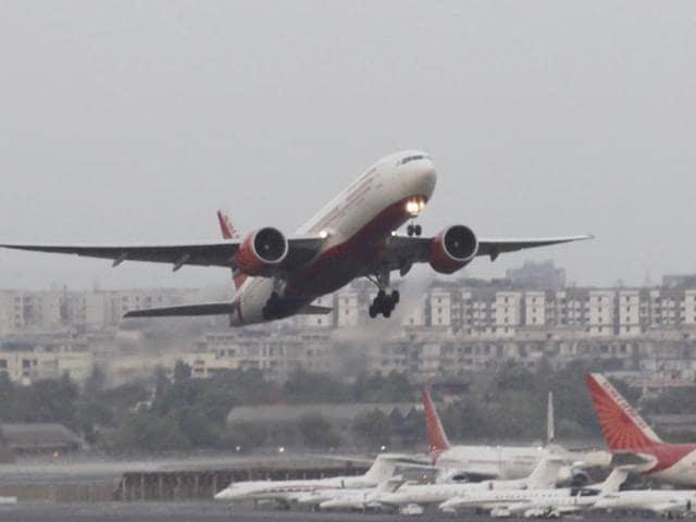 Air India,captain,Suspension