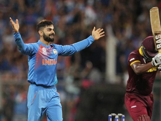 Not since the time of Sachin Tendulkar has one player dominated the national consciousness as Virat Kohli has in the last fortnight. His sensational form, and ability to carry the team on his shoulders while chasing under pressure, has made him the hero of India's WT20 campaign