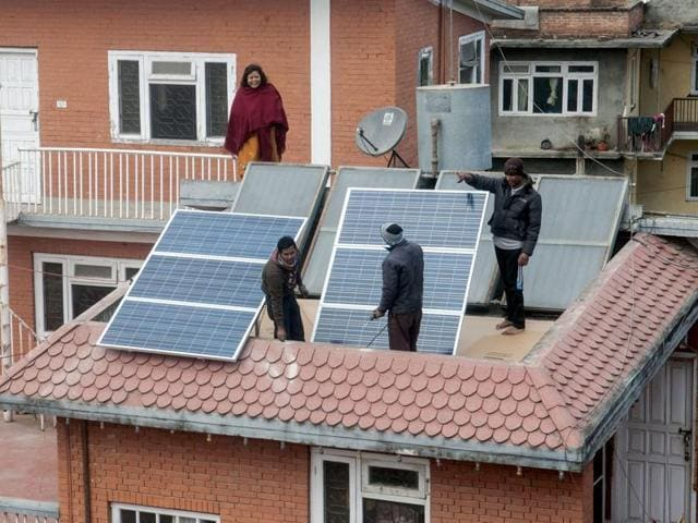 Govt Looking To Boost Made In India Solar Panels