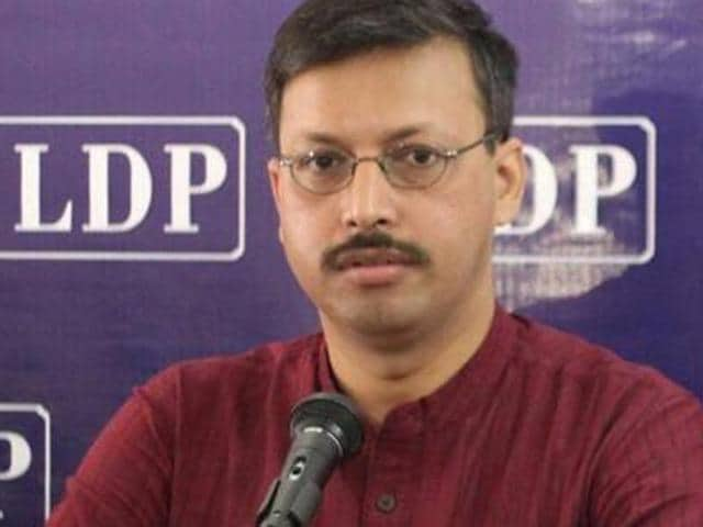 Pradyut Bora is the president of the Liberal Democratic Party which is contesting assembly polls in Assam.