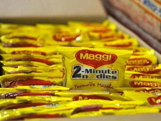 Nestle said it had not been informed of any new health issues with Maggi noodles after a newspaper reported that tests had detected higher-than-permissible levels of ash in the product.